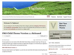Vigilance Theme