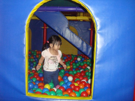Zoe at Active Fun