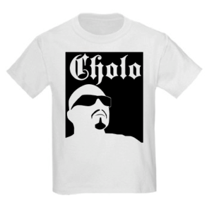 Cholo White Front
